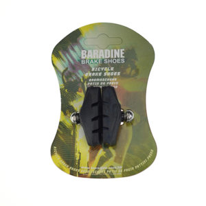 Baradine 450 Road Brake Shoes black