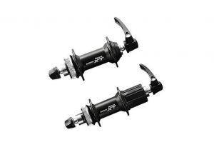 Втулки задняя+передняя Simano Deore XT FH-M775 8/9/10sp 32H black