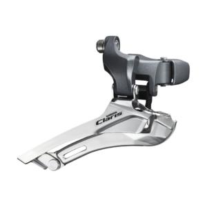 Переключатель передний Shimano Claris FD-2400-B 2x8sp grey